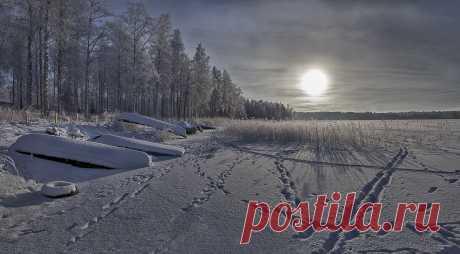 Фото Письмена зимы - фотограф Ирина З. - пейзаж, природа - ФотоФорум.ру