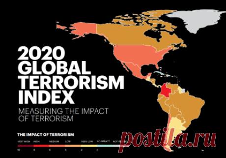 Global Terrorism Index: для Запада ультраправый террор опаснее, чем ИГ | world pristav - военно-политическое обозрение