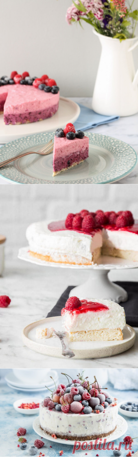 Легче легкого: 7 рецептов вкусных йогуртовых десертов - KitchenMag.ru