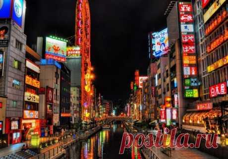 Япония-маленькая страна,но здесь много всего самого большого