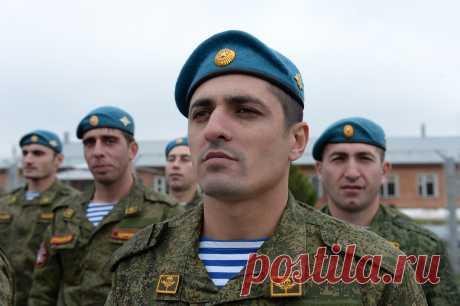 В Госдуме допустили возможность десантной операции России в Нагорном Карабахе - Газета.Ru | Новости