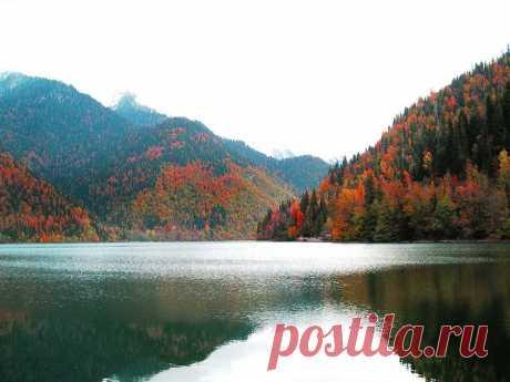 Самые красивые места Абхазии (Фото)