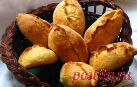 Пирожки из французского теста   Еда.ру   Яндекс Дзен
