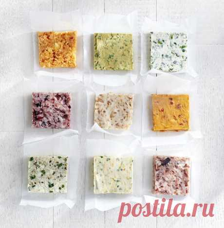 9 additives to butter which will turn your breakfast into paradise pleasure   Goodhouse.ru