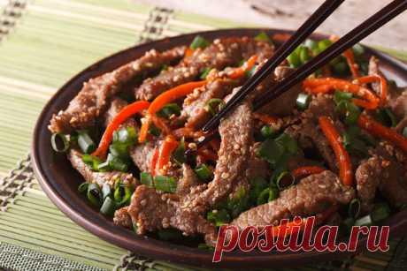 Корейская национальная кухня: рецепты популярных блюд | Официальный сайт кулинарных рецептов Юлии Высоцкой