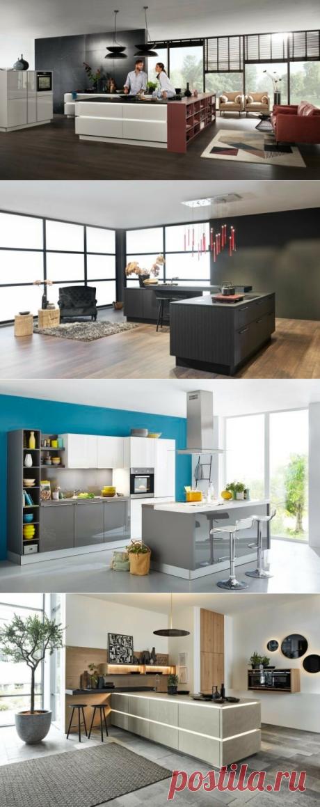 Выбрать новую кухню вопреки изоляции | Nolte Küchen | Яндекс Дзен