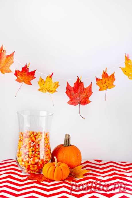 Поделки из листьев своими руками: 51 фото красивых поделок из сухих осенних листьев | Houzz Россия