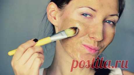 С помощью этой теплой маски вы можете удалить все шрамы с лица - Счастливые заметки