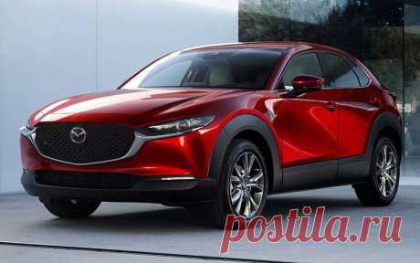 Кроссовер Mazda CX-30 2020 приедет в Россию с одним мотором
