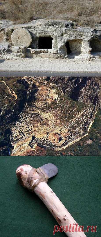 Интересные археологические открытия   НАУКА И ЖИЗНЬ