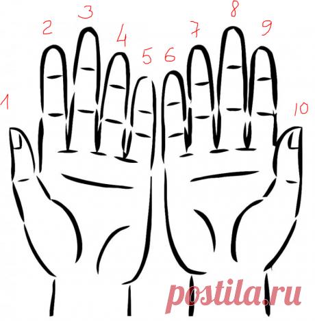 Занимательная математика. Как умножать на пальцах? | Техночтиво | Яндекс Дзен