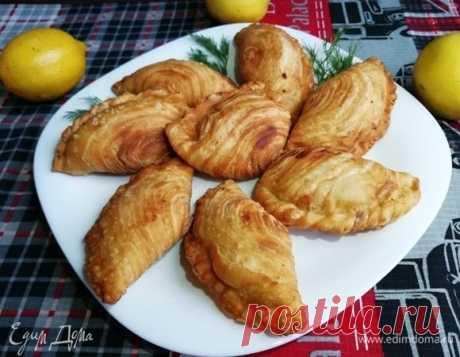 Азиатские чебуреки рецепт 👌 с фото пошаговый | Едим Дома кулинарные рецепты от Юлии Высоцкой