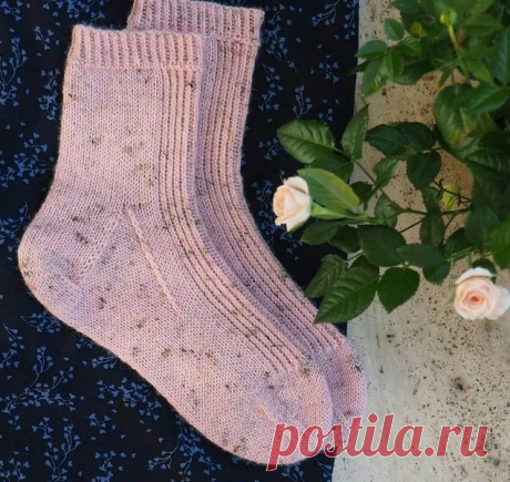 Носки от my_knit_line.