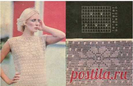Вязание. Ажур на кофточках, платьях и не только. | Вязание круглый год | Яндекс Дзен