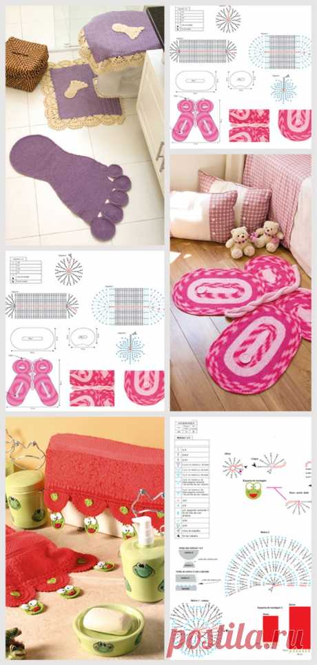 Knittings Idea for Home