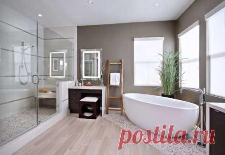 Принципы укладки плитки в ванной — Наши дома