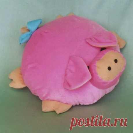 подушки свинка своими руками выкройки фото схемы: 14 тыс изображений найдено в Яндекс.Картинках