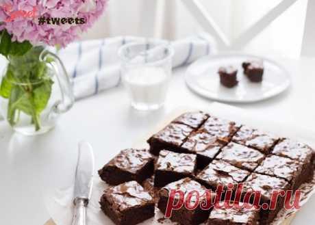 Брауни-эспрессо | Sweet Twittes