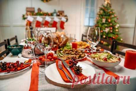 Свинья запрещает: список блюд, которых не должно быть на новогоднем столе в этом году