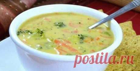 3-дневная чистка организма супами: Ешь, сколько влезет, но все равно похудеешь! — Мир интересного