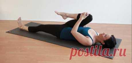 Упражнения при болях в пояснице, как снять боль в спине в домашних условиях