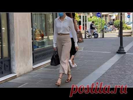 Как одеваться в элегантном возрасте. Советы от стилиста.