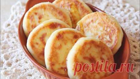 Обалденный рецепт сырников из творога