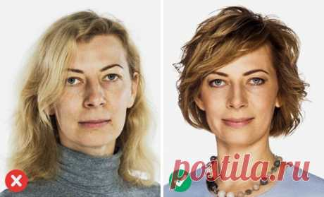 Секреты причёсок, которые убавят вам минимум 5 лет / Все для женщины