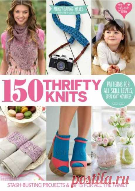 Simply Knitting 150 Thrifty Knits 2016