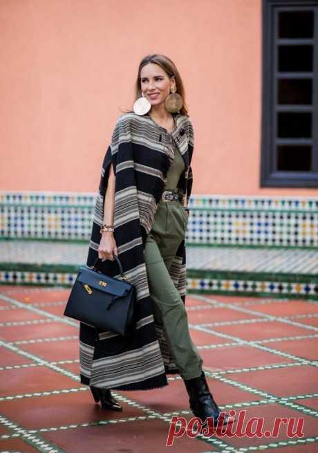 Лучшие образы из модных блогов за неделю: Alexandra Lapp, Pam Hetlinger, Larisa Costea и другие