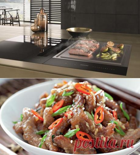 Азия на вашей кухне: как работают теппан и вок