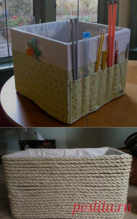 Идеи, после которых точно не захочется выкидывать коробки
