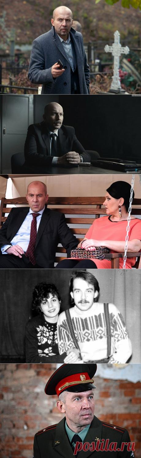 Как живет один из самых брутальных актеров Кирилл Полухин, кто его жена и дети   Elleonora Ru   Яндекс Дзен