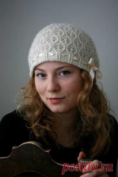 Шапочка Tiima by Lilja Palmgren.