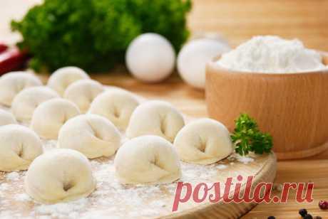 Популярные рецепты пельменей с разными начинками от сайта «Едим Дома»