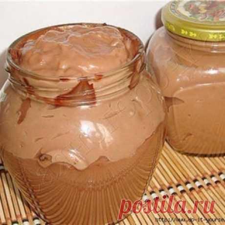 Chocolate yum-yum for pastries and sandwiches - Mirtesen