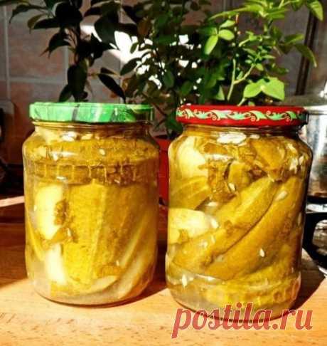 Секретный рецепт обалденных огурцов — Чудо поваренок