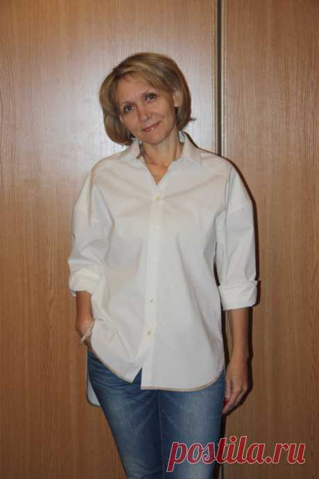 Как сшить женскую рубашку — Мастер-классы на BurdaStyle.ru
