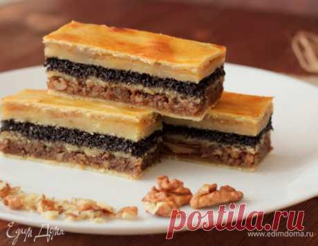 Флодни — венгерское пирожное, пошаговый рецепт на 4442 ккал, фото, ингредиенты - Елена-Sh