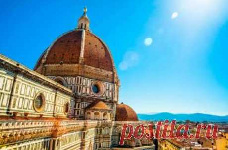 Кафедральный собор во Флоренции Санта-Мария-дель-Фьоре