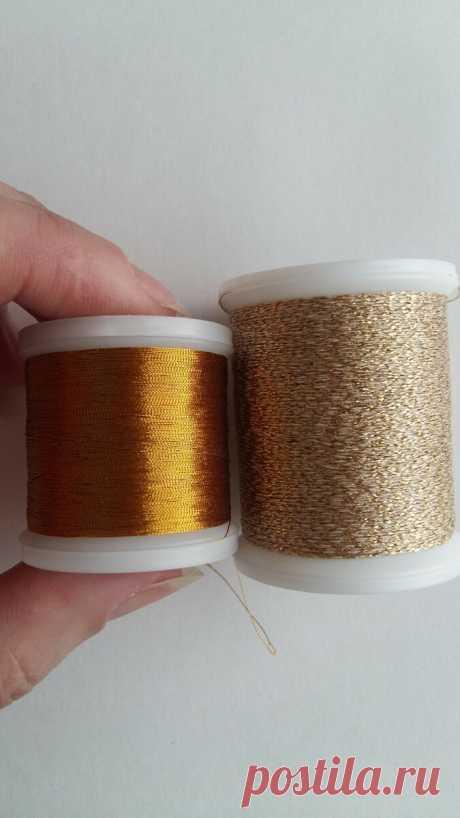 Как сильно результат вышивки зависит от вида ниток? Сравнительные фото | Бисер, творчество, рукоделие, МК | Яндекс Дзен