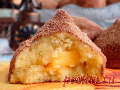 ПЕЧЕНЬЕ ТРЮФЕЛЯ Получается очень вкусное, нежное, просто тающее во рту печенье. Точнее, это что-то среднее между печеньем и пирожным ,изысканное печенье станет украшением