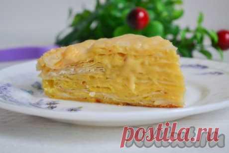 Пирог из лаваша с сыром в мультиварке - 15 пошаговых фото в рецепте