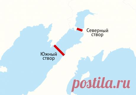 Какие плюсы получит Россия, если перегородит Охотское море дамбой | Объясняю на пальцах | Яндекс Дзен