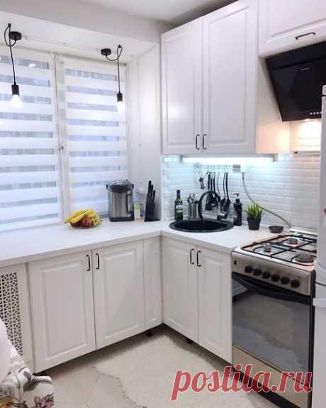 Кухня 5 кв.м