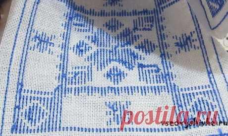 Секреты ровных крестиков Практически каждая вышивальщица, будь она новичком или опытным мастером, старается сделать ровными и аккуратными каждый из крестиков, который прокладывает по канве. Когда лицевая сторона вышивки выгля…