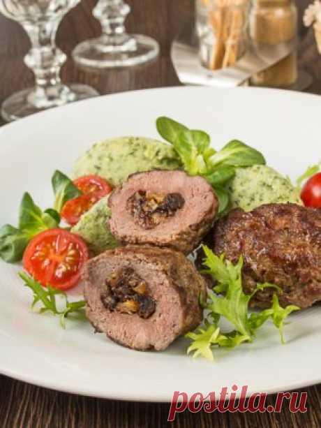 Котлеты из говядины с черносливом и орехами: как приготовить - проверенный пошаговый рецепт с фото на Вкусном Блоге
