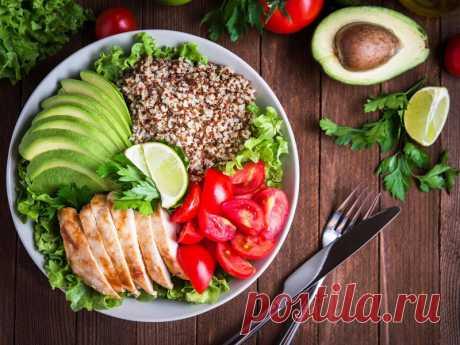 ТОП-20 ПП рецептов на каждый день с фото и калорийностью | Poudre.ru