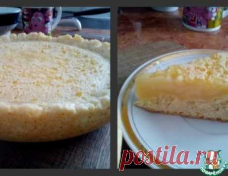 Лимонный пирог в мультиварке – кулинарный рецепт