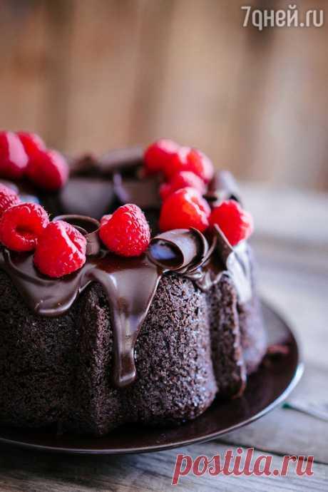 Пасхальный торт c малиной: рецепт для праздничного стола